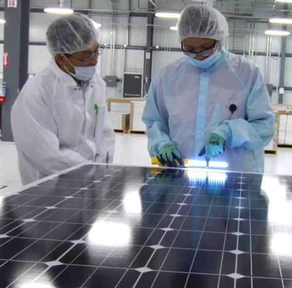 Il fotovoltaico cinese