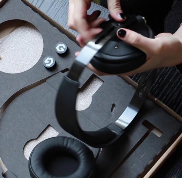 L'economia circolare delle cuffie Hi-Fi: si noleggiano e sono modulari