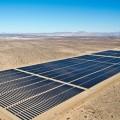Grandi impianti fotovoltaici, costi energia in calo del 60% in 10 anni