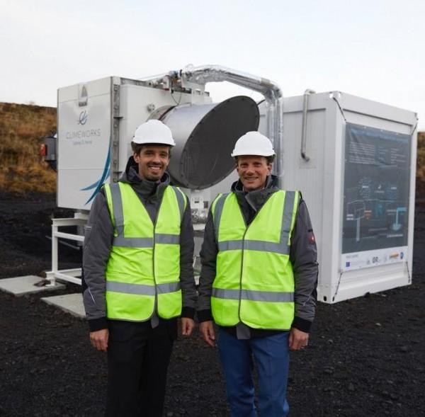 In Islanda Climeworks e Carbifix2 trasformano la CO2 in roccia