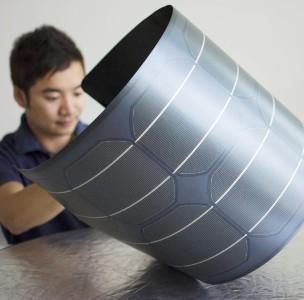 tessuto fotovoltaico