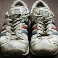 Riciclare le scarpe da ginnastica, l'Emilia Romagna insegna
