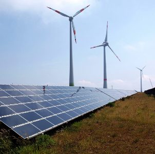 impianto ibrido eolico-fotovoltaico
