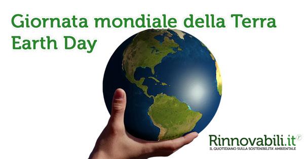 Giornata della terra - Earth day 2018