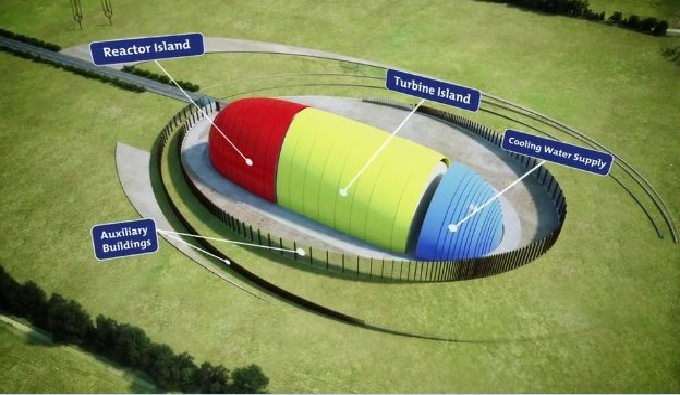 mini centrali nucleari