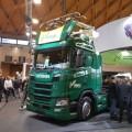 Scania, leader del trasporto sostenibile