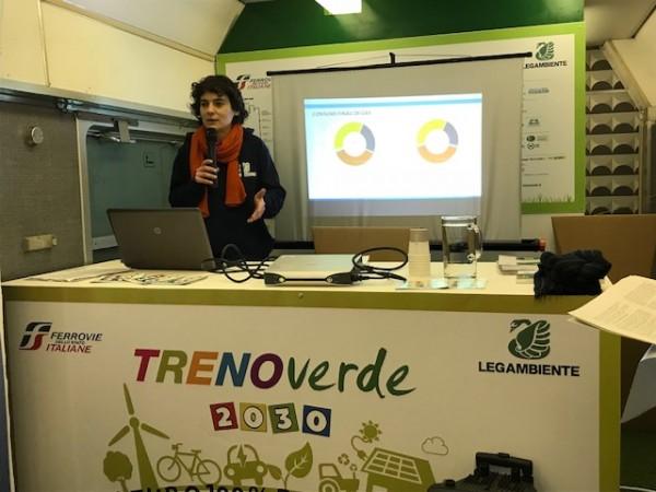 Treno Verde Sicilia