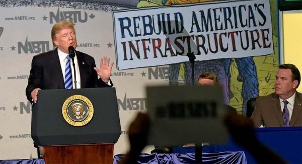 Piano infrastrutture USA