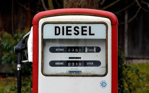 diesel addio