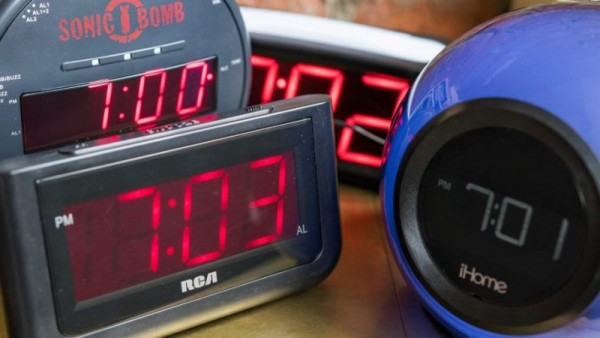 orologi elettrici