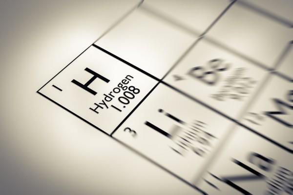 grafene bianco idrogeno