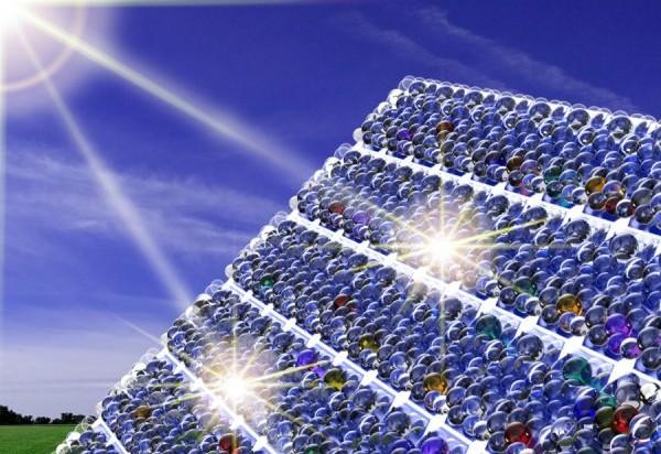 assorbimento fotovoltaico