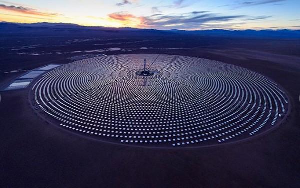 solarreserve energia solare