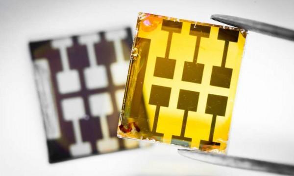 Fotovoltaico doppia perovskite