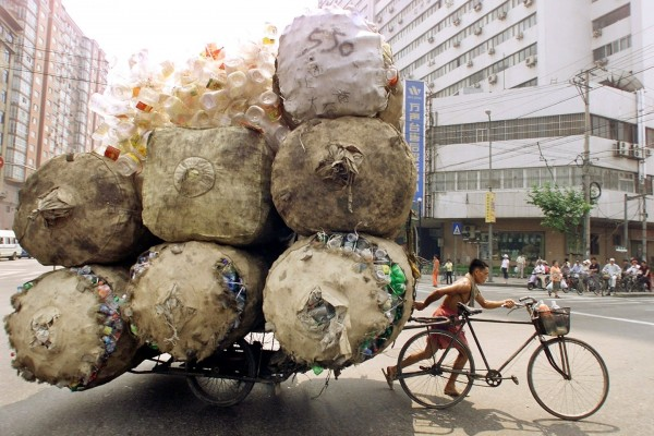 cina rifiuti