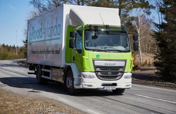 Invigning Eroads Arlanda