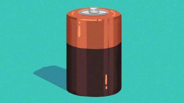 nuova batteria di flusso