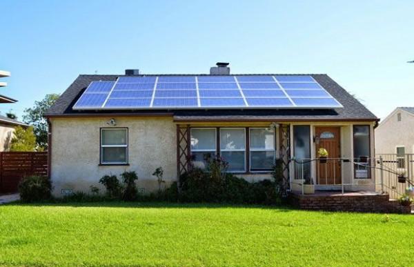 energia solare california