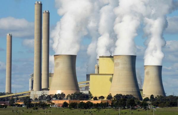 gas serra australia