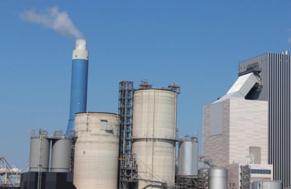 Coal-plant-Maasvlakte-