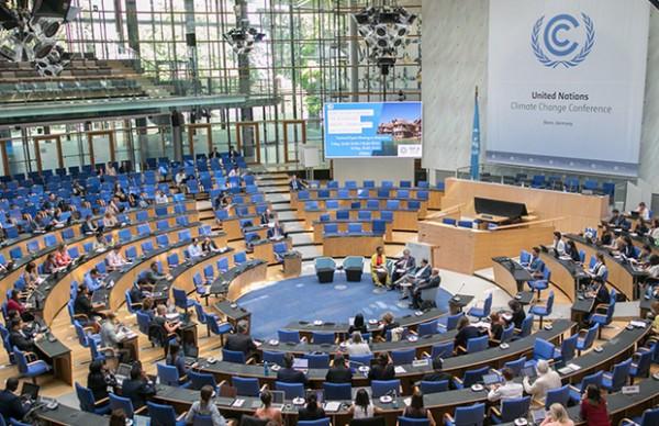 Conferenza sul clima di Bonn