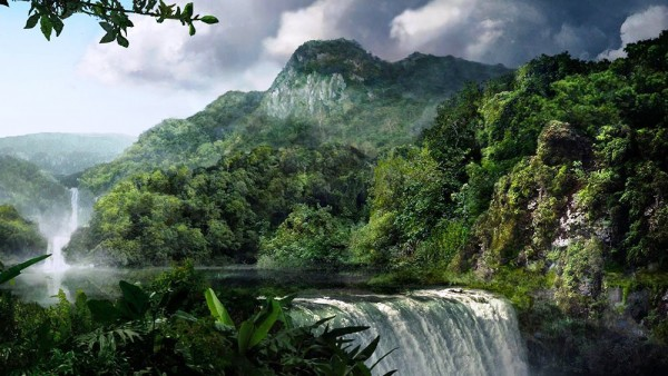 Madidi National Park in Bolivia
