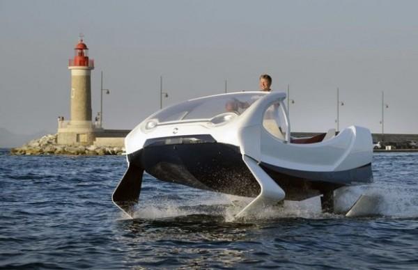 taxi d'acqua volante