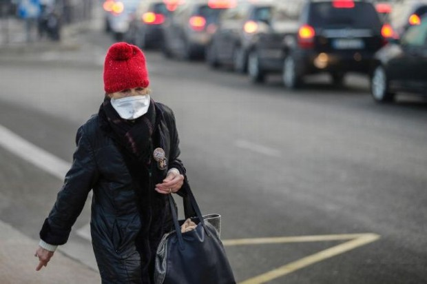 Smog: Oms, causa 7 mln di morti all'anno