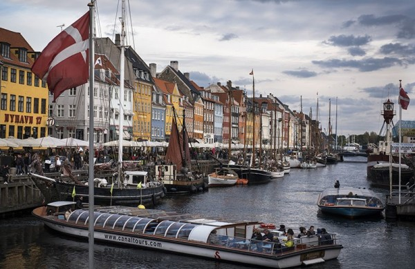 piano energetico Danimarca