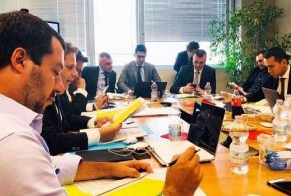Ambiente, green economy, rifiuti zero nel contratto M5S - Lega