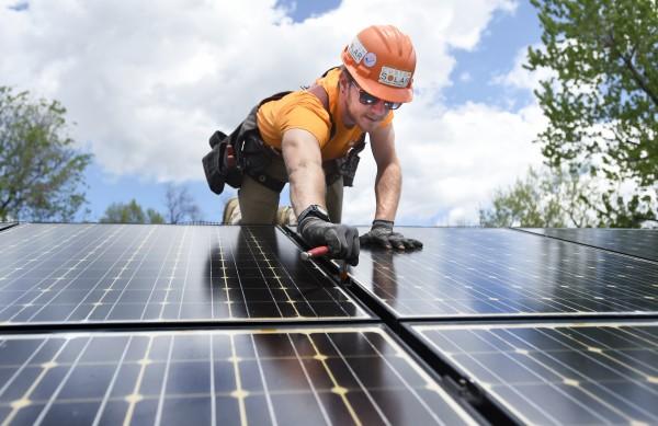 fotovoltaico nei nuovi edifici