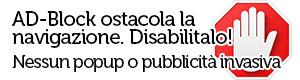 disabilita adblock