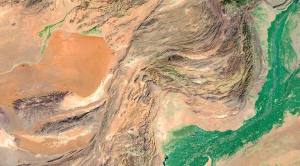 Atlante mondiale della desertificazione