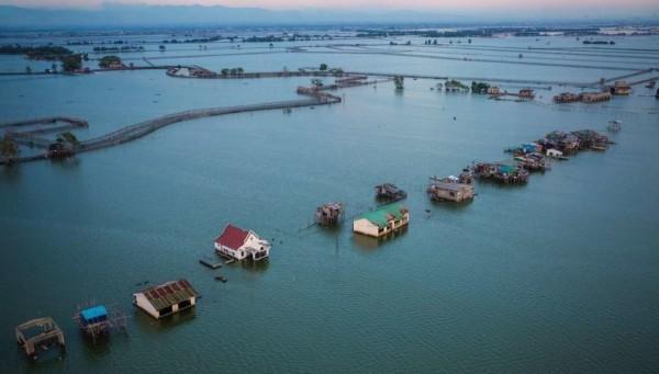 aumento livello del mare