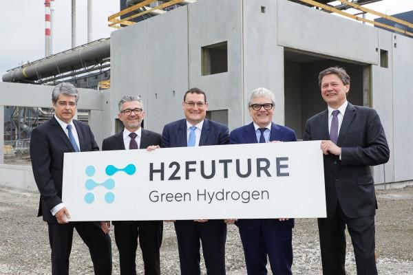 'industria siderurgica idrogeno