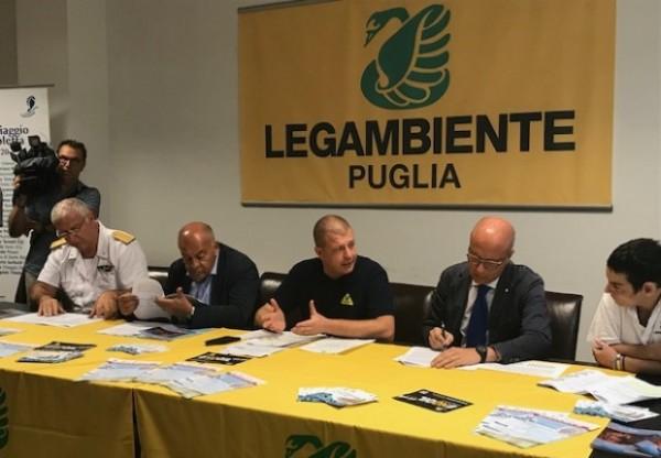 Goletta Verde in Puglia