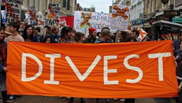 disinvestire dai combustibili fossili
