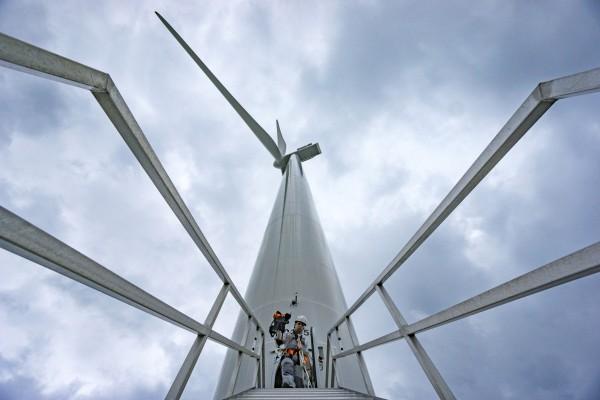 Investimenti nell'energia pulita