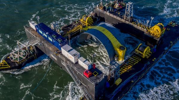 Mercato dell'energia marina