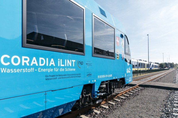 Coradia iLint treno a idrogeno
