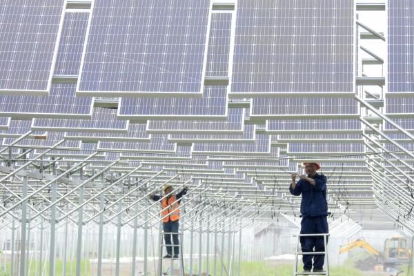 rinnovabili cinesi