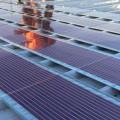 installare il fotovoltaico organico