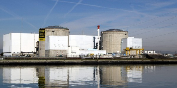 centrale nucleare di Fessenheim