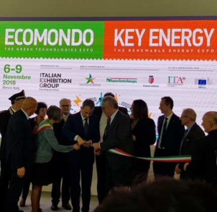 Ecomondo 2018 e Key Energy: al via le kermesse riminesi