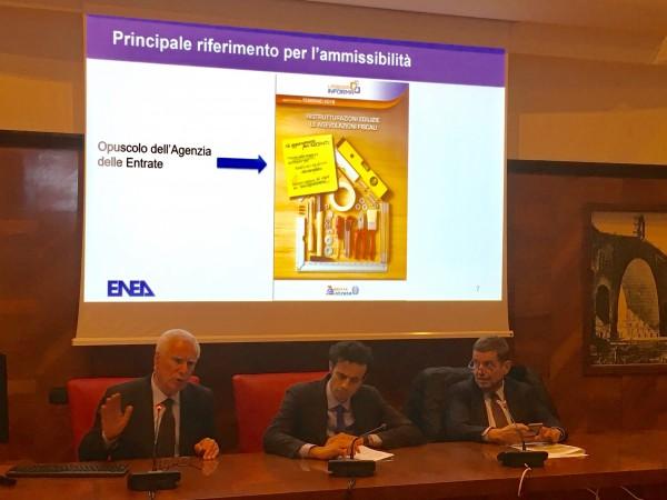 Online il portale ENEA per le detrazioni fiscali al 50%