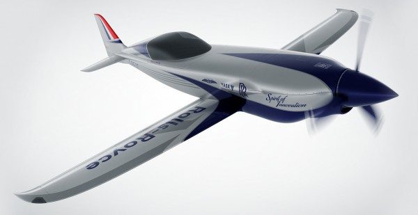 aereo elettrico più veloce mondo