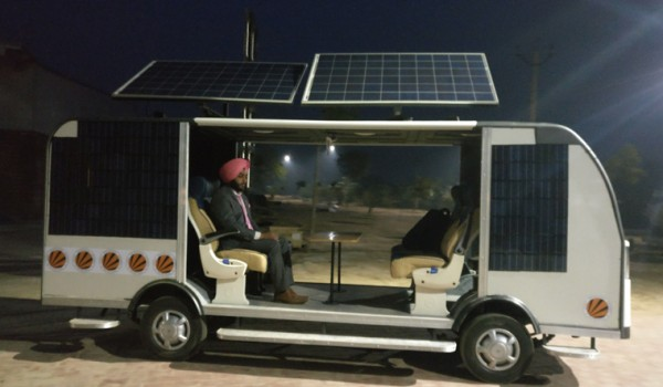bus solare