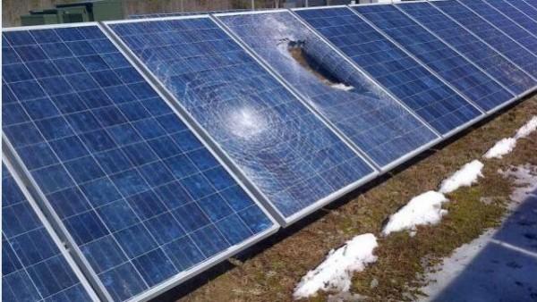 impianti fotovoltaici danneggiati manutenzione