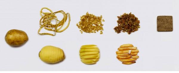 bucce di patata