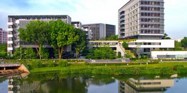 spazi verdi strutture sanitarie